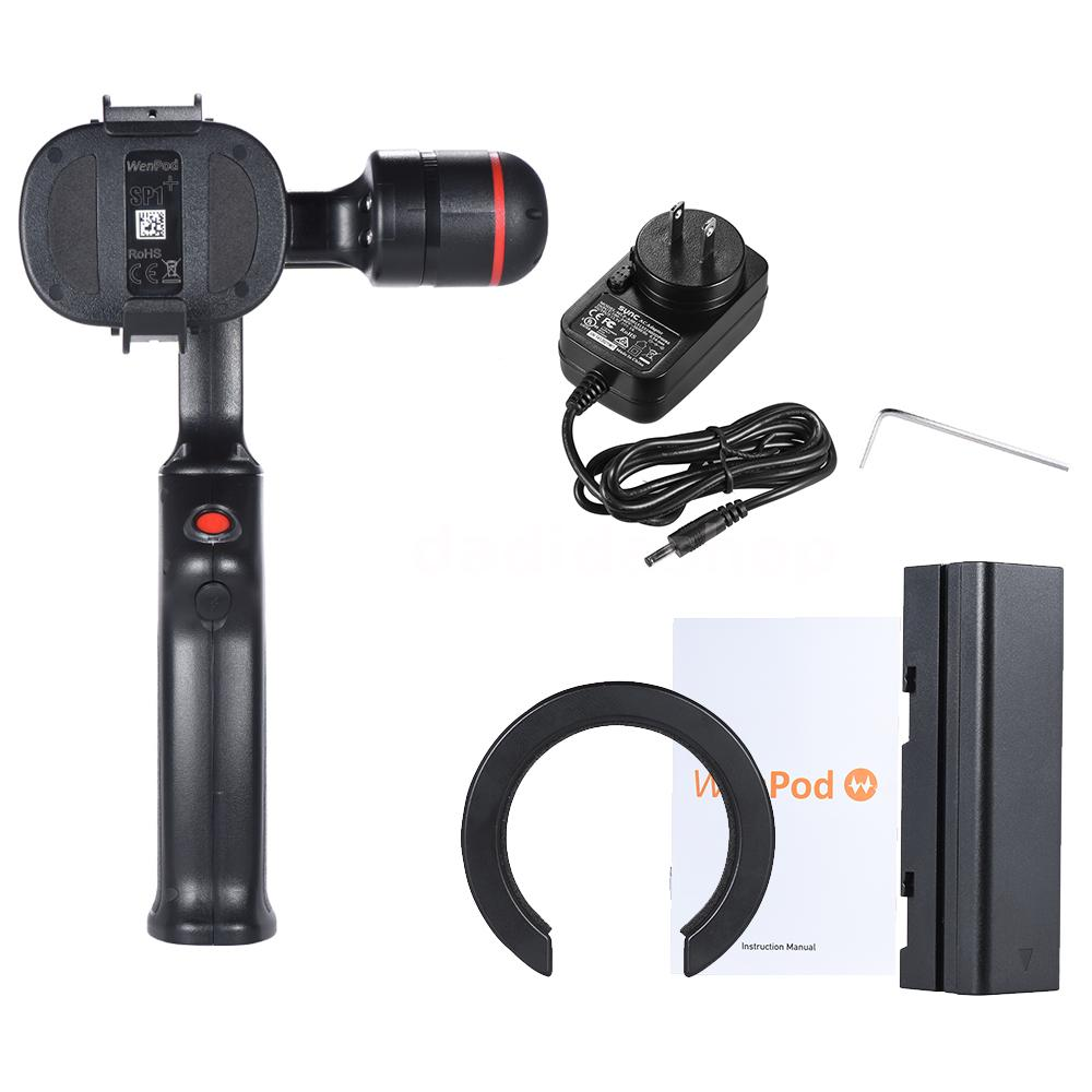 iphone camera stabilizer wenpod handheld iphone gyro gimbal handheld steady 11694